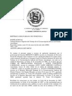 REPÚBLICA BOLIVARIANA DE VENEZUELA SENTENCIA LABORAL.docx