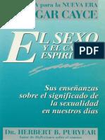 Cayce Edgar - El Sexo Y El Camino Espiritual