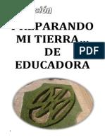 1. Preparando Mi Tierra de Educadora