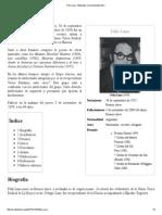 Félix Luna - Wikipedia, La Enciclopedia Libre