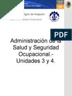 Administración De La Seguridad Y La Salud Ocupacional