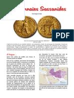 Les Monnaies Sassanides