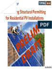 Solar Permitting Initiative - Structural 2013-04-08