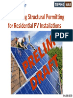 Solar Permitting Initiative - Structural 2013-04-08