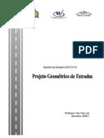 Projeto Geométrico de Estrada - Shu Han Lee