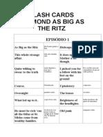 Flash Cards 5- Novelas Sonoras (Parte B).doc