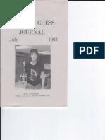 Hoosier Chess Journal Vol. 5, No. 2 Jul 1983