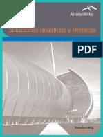 Catalogo Soluciones Acusticas y Termicas