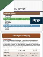 Strategii Cu Optiuni