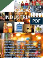 Bebidas Industriales