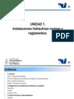 UNIDAD 1 INST HIDR NORMAS Y REGL 2014A.ppt