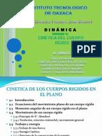 67817514 Unidad 5 Cinetica de Los Cuerpos Rigidos en El Plano