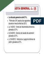 Alicotas IVA