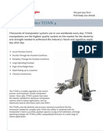 TITAN 4 Datasheet English