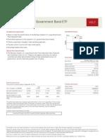 Vanguard Long-Term Government Bond ETF 10+
