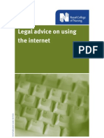Legal Advice on Social Networking Sites