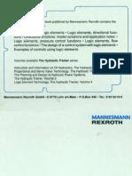 The Hydraulic Trainer Volume 4 ( Logic Element Technology )