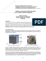Finite Element Analysis of Bolted Joint