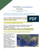 27 Hechos 27-28 El Evangelio Llega a Roma