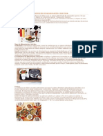 Sector Alimentación