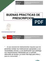 Buenas Practicas de Prescripcion