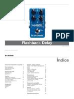 Tc Electronic Flashback Delay Manual Spanish
