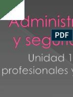 Administración de la salud y la seguridad ocupacional, unidad 1