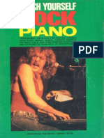 142201795 Jeff Gutcheon Teach Yourself Rock Piano