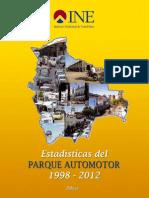 Parque Automotor 2013