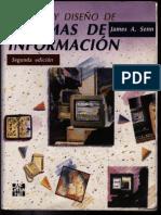 Análisis y Diseño de Sistemas de Información, James Senn (2da. Ed.)