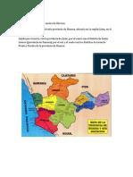Clasificación FAO de Los Suelos de Checras