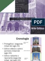 Arte Gótico Presentacion