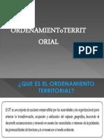 Planificacion Ordenamiento Territorial