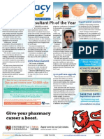 "Pharmacy Daily for Mon 02 Jun 2014 - Consultant Pharmacist of the Year, NSW Pharmacy Student of the Year, ""Massive transition"", QPIP update and much more"
