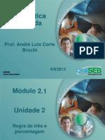 ADM 2 1 Matematica Aplicada a Administra