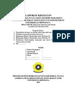 Contoh Lap.kkn Mandiri (1)