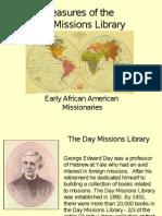 Africanamerican Missionaries