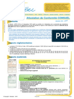 Sequelec n7 Attestation de Conformite Consuel