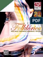 Catalogo Clase 10 Linea Folklorica