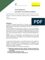 Protocolo Insuficiencia Hepatica 2013