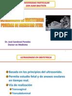 Ultrasonido en Obstetricia Dr, Sandoval
