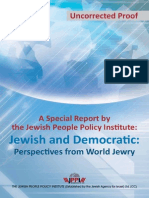 Jewish and Democratic English