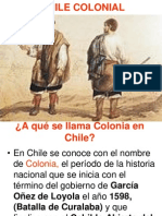 Chile Colonial 2014