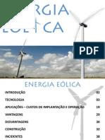 Trabalho de Energias Renováveis e Qualidade Da Energia (Slides)