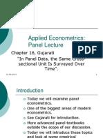 Panel Lecture - Gujarati