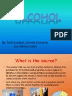 Alcohol Presentation