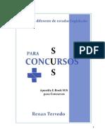 Apostila E-Book SUS Concursos 2013 - Comentada