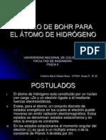 El Atomo de Bohr