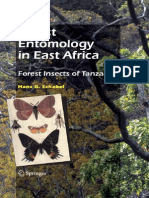 Hans G. Schabel-Forest Entomology in East Africa Forest Insects of Tanzania(2006)