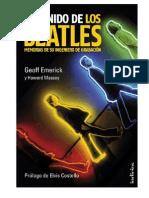 El Sonido de Los Beatles (1)